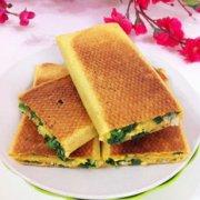 #一人食#韭菜虾皮煎饼的做法