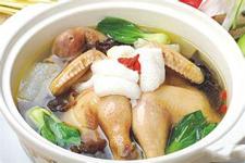 竹荪炖鸡的做法