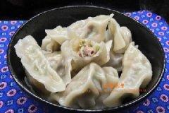 白菜猪肉饺的家常做法