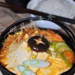 泡菜豆腐锅的做法