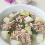 恰玛古清炖羊肉
