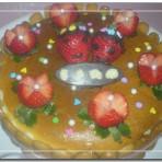 花骨朵芝士蛋糕