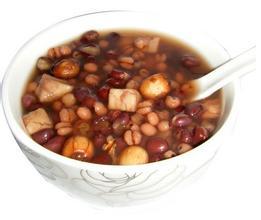 红豆茯苓薏仁粥的做法视频