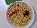 盐水煮黄豆的做法