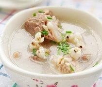 【冬瓜薏米排骨汤】薏米冬瓜排骨汤_冬瓜薏米排骨汤功效