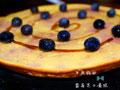 自己做蓝莓芝士蛋糕!!
