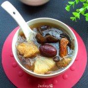 菌菇养生滋补汤的做法
