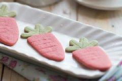 胡萝卜饼干怎么做