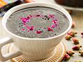 【黑芝麻糊】温暖浓香的养生良品的做法
