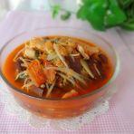 开胃泡菜汤的做法