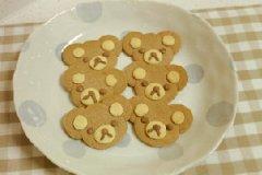 小熊饼干的家常做法