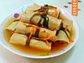 蒸豆腐卷的做法