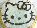 KITTY猫海绵蛋糕的做法