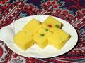 小金砖~玉米糊奶冻的做法