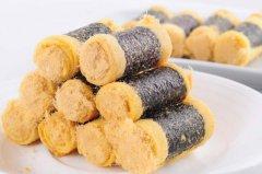 紫菜肉松蛋卷的做法_紫菜肉松蛋卷怎么做?