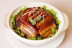 四川梅菜扣肉的家常做法,梅菜扣肉的做法大全