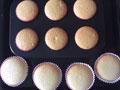 蜂蜜海绵蛋糕杯的做法