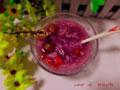 紫薯银耳百合粥的做法