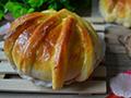 椰蓉馅奶油贝壳面包的做法