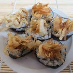 柴鱼寿司的做法
