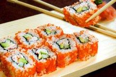 寿司的做法大全图解