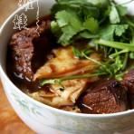 牛肉汤烩饼的做法