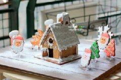 圣诞姜饼屋的家常做法