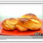 椒盐蒜蓉面包
