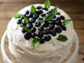 蓝莓奶油电饭煲蛋糕的做法