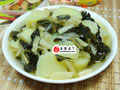 腌白菜煮土豆的做法