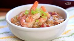 美国鲜虾玉米粥Shrimp & Grits的做法视频