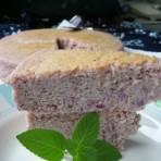 紫薯轻奶酪蛋糕的做法