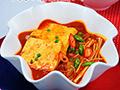 韩流里的暖锅【辣白菜豆腐汤】的做法
