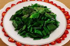 海白菜的做法