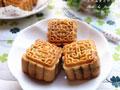 豆沙蛋黄月饼的做法
