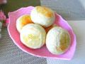 椰香蛋黄馅小酥饼的做法