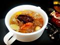 美容养颜靓汤—木瓜银耳糖水的做法