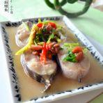 咸梅焖鳗鱼的做法