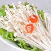 【烤箱烤金针菇】烤箱烤金针菇的做法_烤箱烤金针菇的营养价值