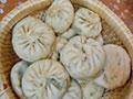 虾仁韭菜蒸包的做法
