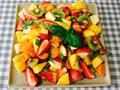 酸甜水果沙拉的做法