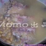 黄豆绿豆鱼汤