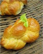 辫子面包的做法视频