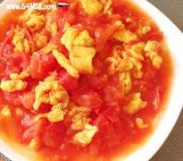 西红柿炒鸡蛋的营养价值及家常做法