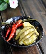 【韩国腌黄瓜的做法】韩国腌黄瓜怎么做好吃_腌黄瓜食用禁忌