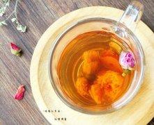 玫瑰花红枣茶的功效