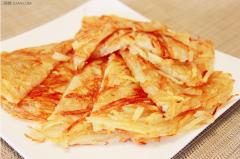 干培土豆丝的做法