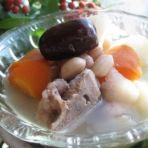 淮山红枣排骨汤的做法