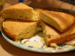 电烤箱烤蛋糕