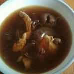 肉片元肉汤的做法